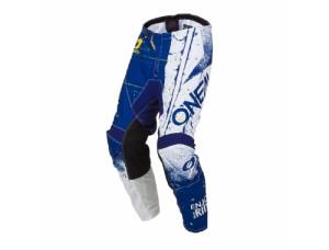 Штаны кроссовые ELEMENT SHRED синие