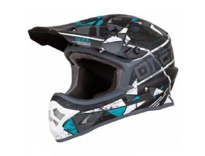 Шлем кроссовый 3SERIES ZEN teal