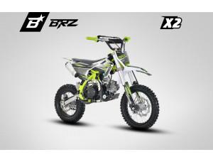 Питбайк BRZ X2 110cc 14/12