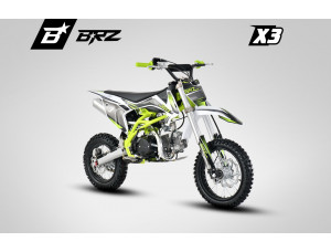 Питбайк BRZ X3 125cc 14/12