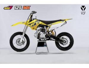 Питбайк YCF BIGY 125MX 17/14 ,125cc, 2019г.